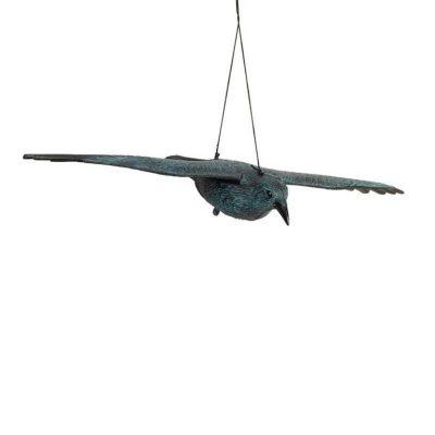 דחליל עורב פרוש כנפיים