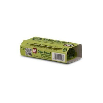גלו פאנל M | מלכודת דבק מקצועיות לעכברים וחולדות