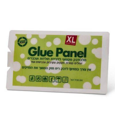 גלו פאנל XL | מלכודת דבק מקצועיות לעכברים וחולדות